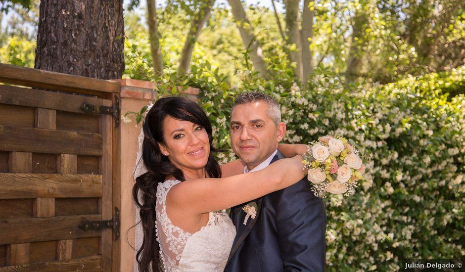 La boda de Sindo y Eva en Madrid, Madrid