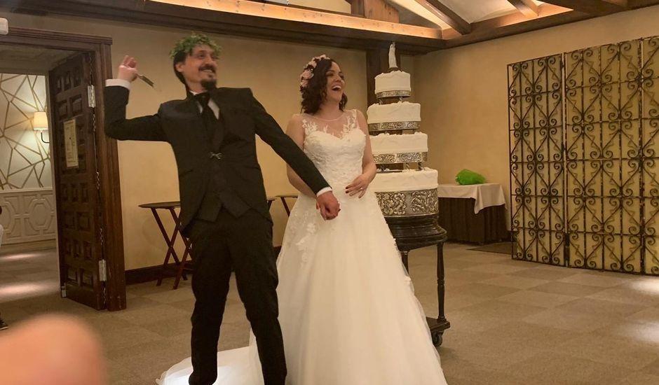 La boda de Germán y Raquel en Illescas, Toledo
