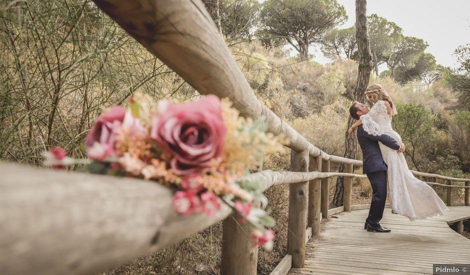 La boda de Jairo y Rocio en La Algaba, Sevilla