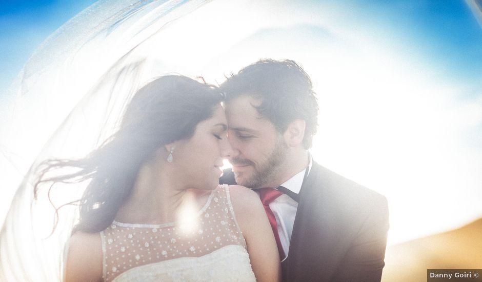 La boda de Santi y Ana en Ferrol, A Coruña
