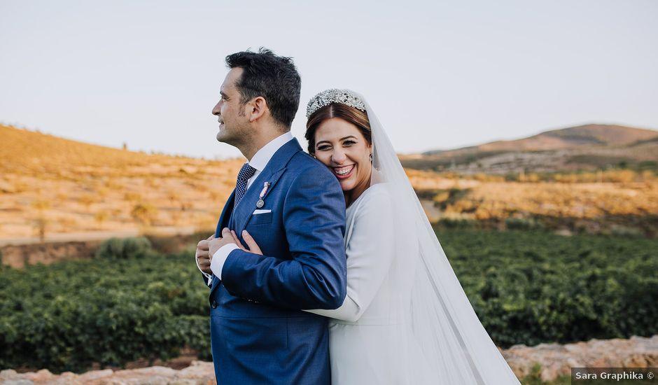 La boda de Manuel y Laura en Granada, Granada
