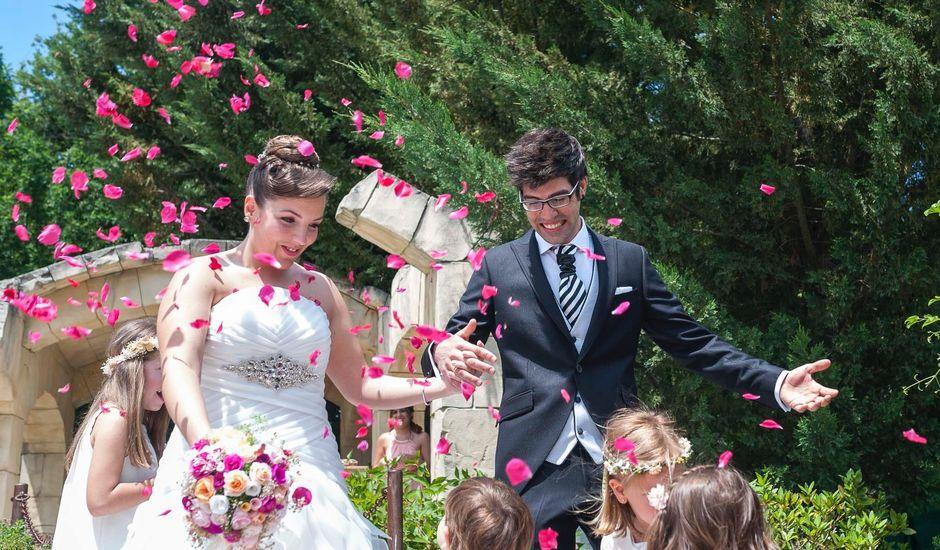 La boda de Mayte y Ander en Huarte-pamplona, Navarra