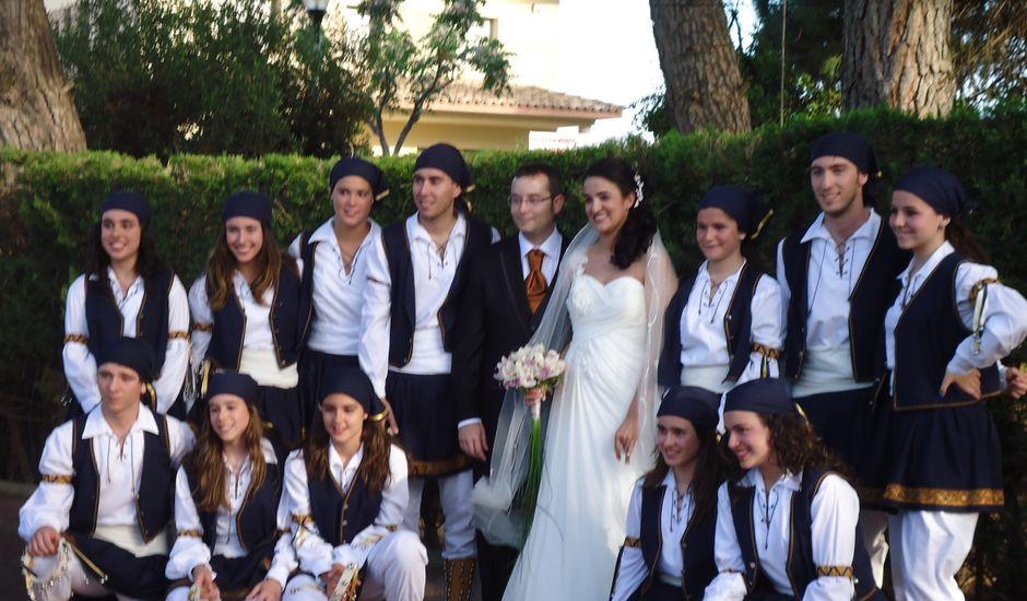 La boda de Laura y Israel en Vilallonga Del Camp, Tarragona