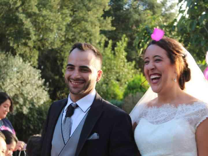 La boda de Sara y Joel