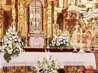 La boda de Jennifer y Adrián 2