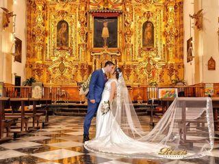La boda de Jennifer y Adrián