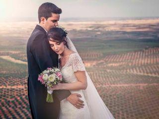 La boda de Ainhoa y Diego
