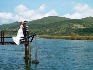 La boda de Eneritz y Jon