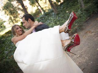 La boda de Isa y Jony