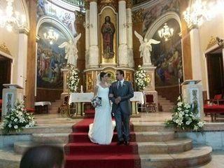 La boda de Pere y Virginia