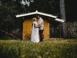 La boda de Natalie y Felix
