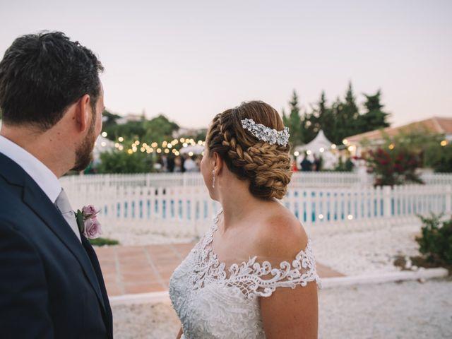La boda de Juanma y Mónica en Rincon De La Victoria, Málaga 17