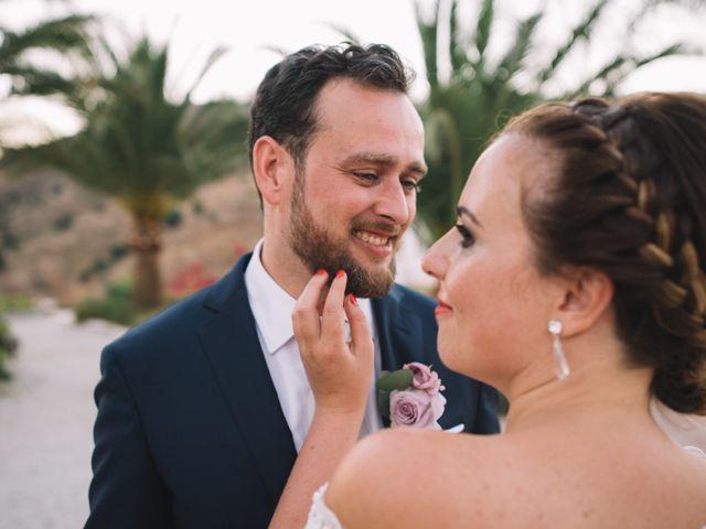 La boda de Juanma y Mónica en Rincon De La Victoria, Málaga 1