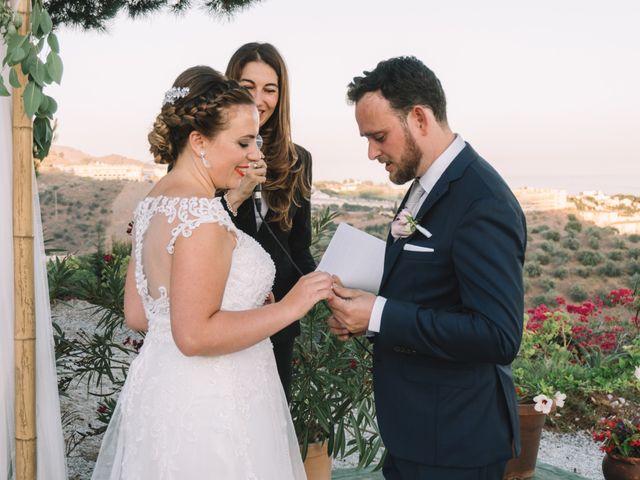 La boda de Juanma y Mónica en Rincon De La Victoria, Málaga 37