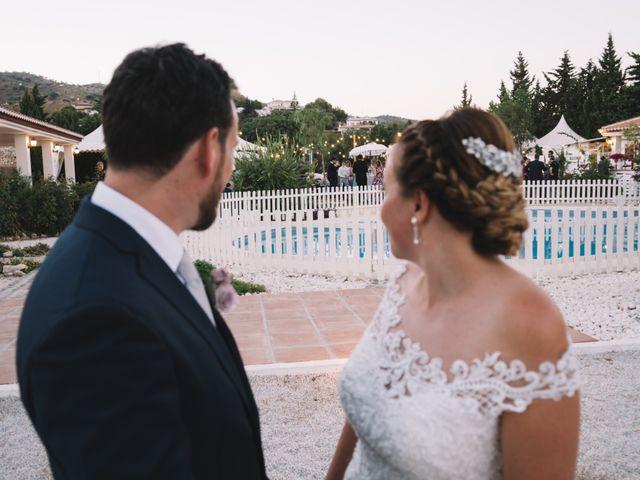 La boda de Juanma y Mónica en Rincon De La Victoria, Málaga 45