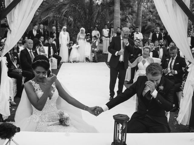 La boda de Linda y Luis