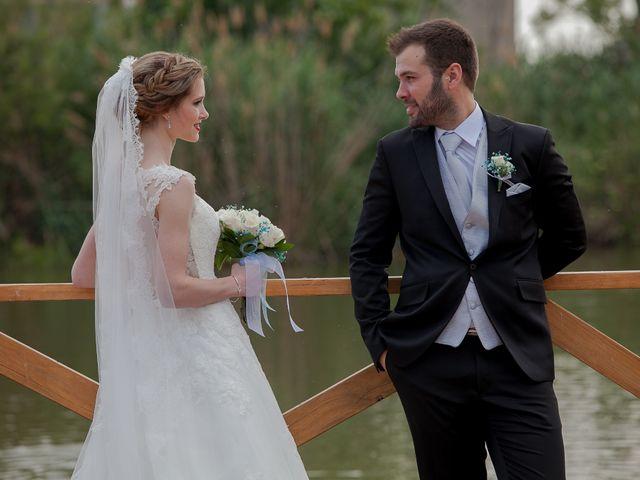 La boda de Verónica y Samuel