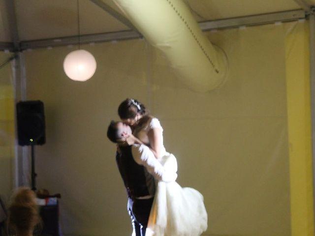 La boda de Joel y Sara en Sant Gregori (Municipio), Girona 5