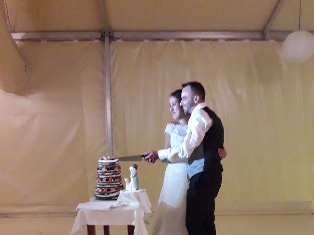La boda de Joel y Sara en Sant Gregori (Municipio), Girona 6