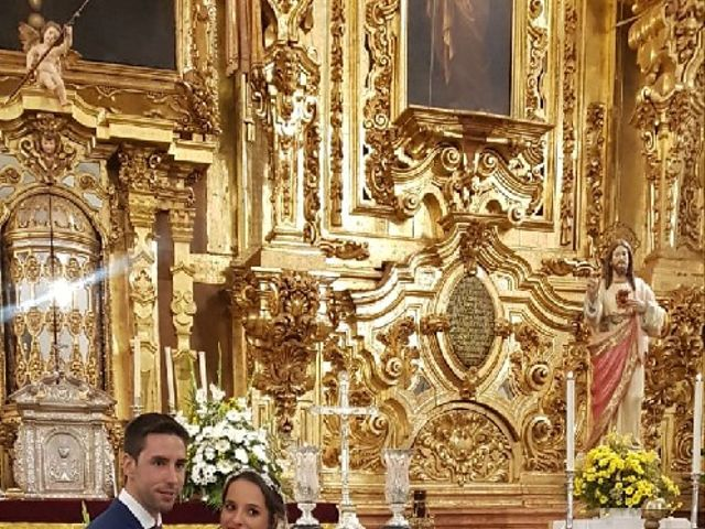 La boda de Adrián y Jennifer en Estación Cabra De Santo Cristo, Jaén 3
