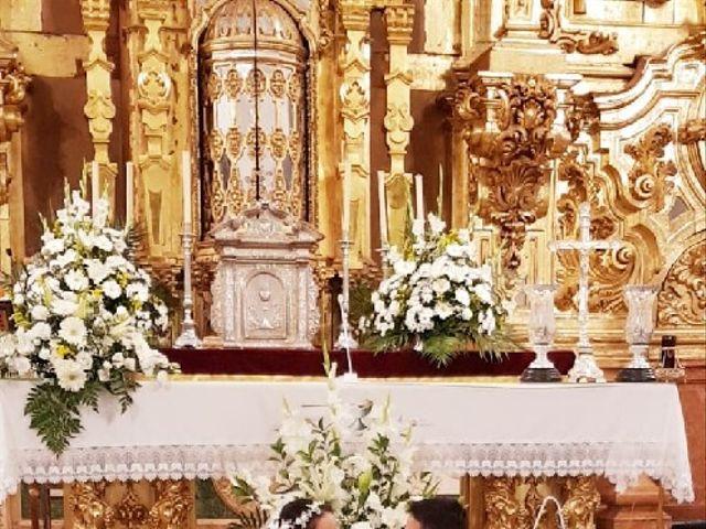 La boda de Adrián y Jennifer en Estación Cabra De Santo Cristo, Jaén 4