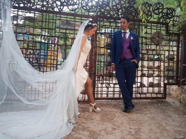 La boda de Adrián y Jennifer en Estación Cabra De Santo Cristo, Jaén 1