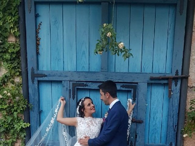 La boda de Adrián y Jennifer en Estación Cabra De Santo Cristo, Jaén 5