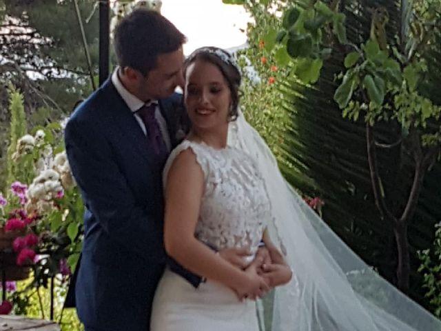 La boda de Adrián y Jennifer en Estación Cabra De Santo Cristo, Jaén 7