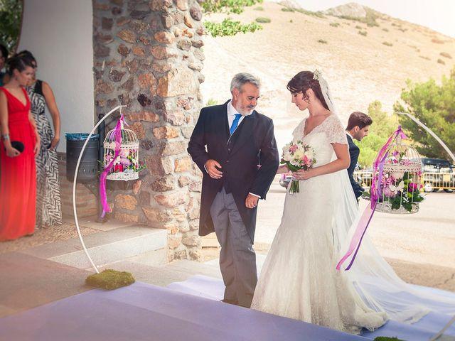 La boda de Diego y Ainhoa en Mora, Toledo 26
