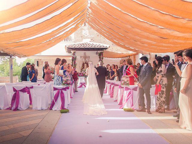 La boda de Diego y Ainhoa en Mora, Toledo 27