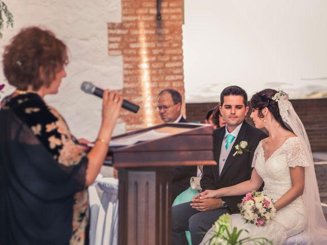 La boda de Diego y Ainhoa en Mora, Toledo 28