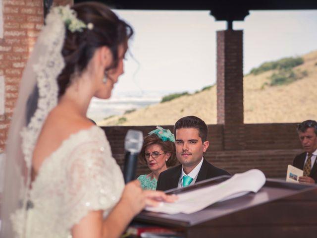 La boda de Diego y Ainhoa en Mora, Toledo 29