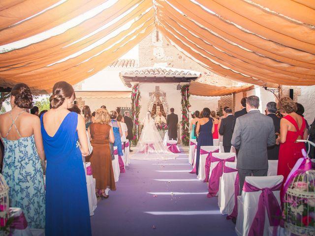La boda de Diego y Ainhoa en Mora, Toledo 31