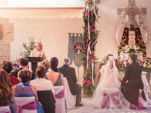 La boda de Diego y Ainhoa en Mora, Toledo 32