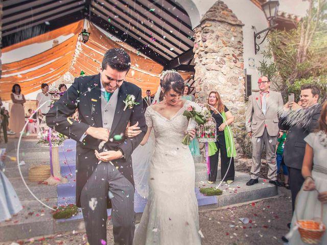 La boda de Diego y Ainhoa en Mora, Toledo 35