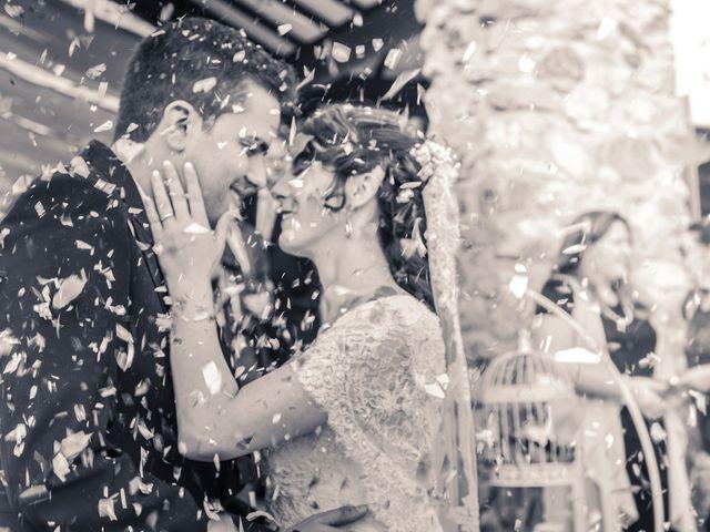 La boda de Diego y Ainhoa en Mora, Toledo 36