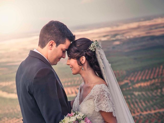 La boda de Diego y Ainhoa en Mora, Toledo 40