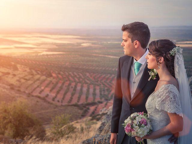 La boda de Diego y Ainhoa en Mora, Toledo 42