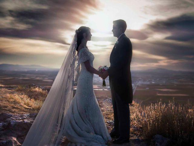 La boda de Diego y Ainhoa en Mora, Toledo 43