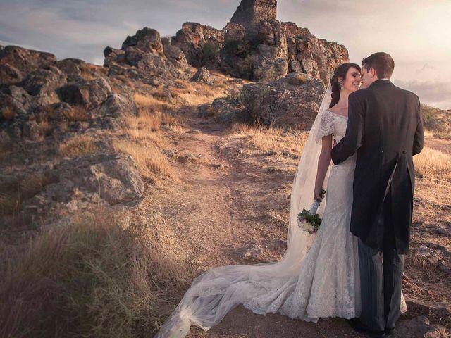 La boda de Diego y Ainhoa en Mora, Toledo 44