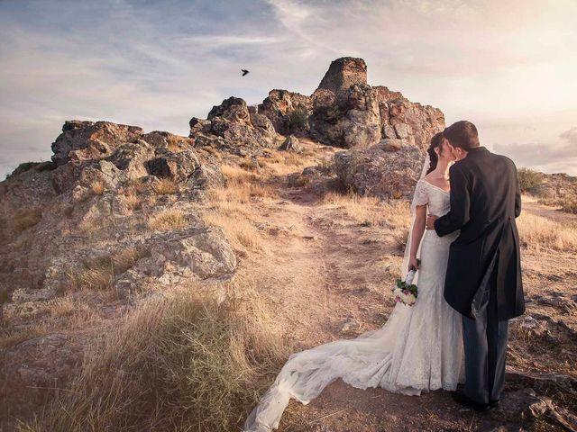 La boda de Diego y Ainhoa en Mora, Toledo 45