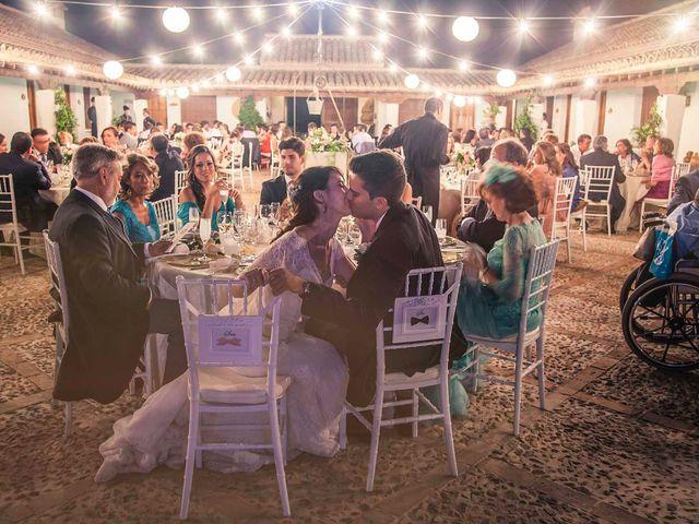 La boda de Diego y Ainhoa en Mora, Toledo 53