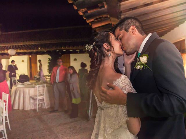 La boda de Diego y Ainhoa en Mora, Toledo 56