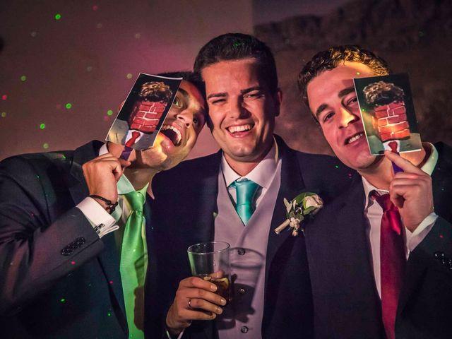 La boda de Diego y Ainhoa en Mora, Toledo 59
