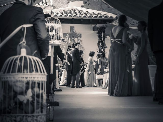 La boda de Diego y Ainhoa en Mora, Toledo 65