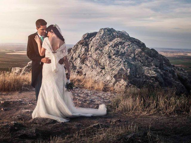 La boda de Diego y Ainhoa en Mora, Toledo 1