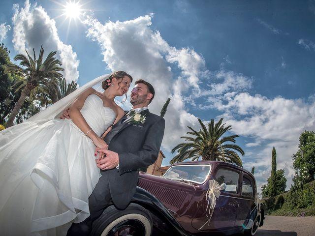 La boda de Vicente y Annie en Almassora/almazora, Castellón 1