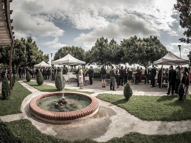 La boda de Vicente y Annie en Almassora/almazora, Castellón 7
