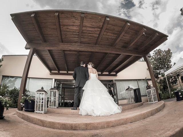 La boda de Vicente y Annie en Almassora/almazora, Castellón 9