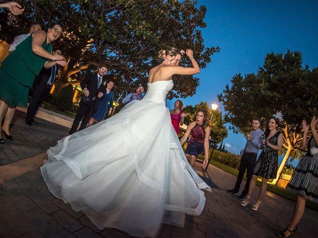 La boda de Vicente y Annie en Almassora/almazora, Castellón 11